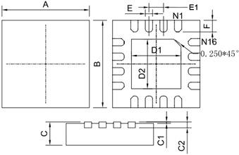 QFN16-01